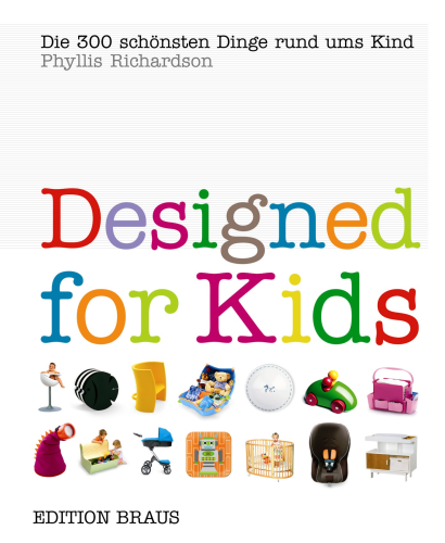 DESIGNED FOR KIDS - Phyllis Richardson