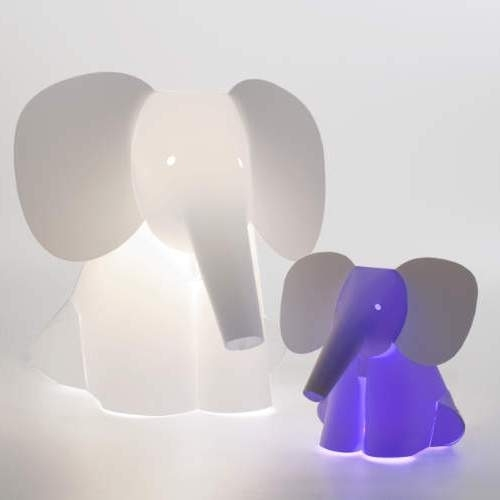 zoolight mini kinderzimmerleuchte elefant. Black Bedroom Furniture Sets. Home Design Ideas