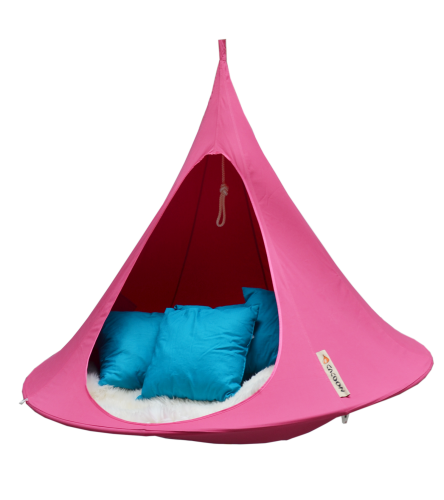 Cacoon Double - Farbe: fuchsia