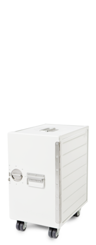 bordbar box white