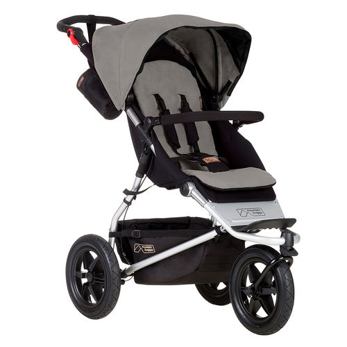 Mountain Buggy Urban Jungle 3 silber
