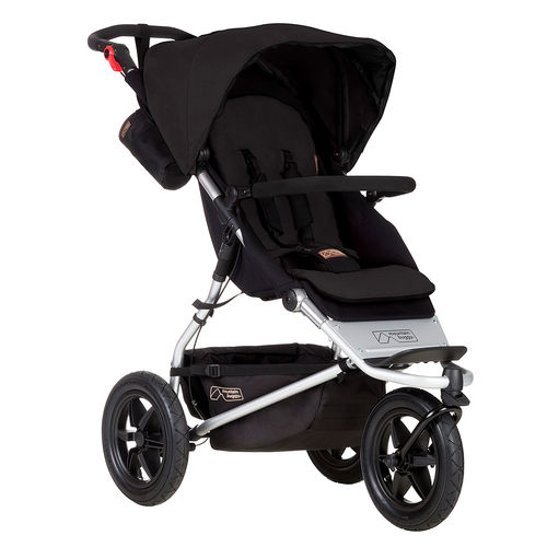 Mountain Buggy Urban Jungle 3 black