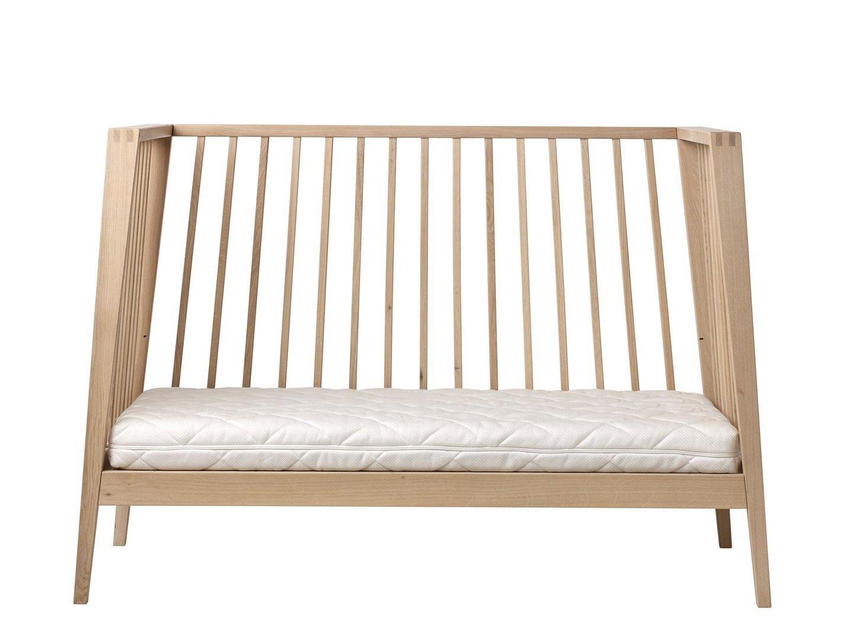 Linea by leander babybett eiche matratze - Design babybett ...