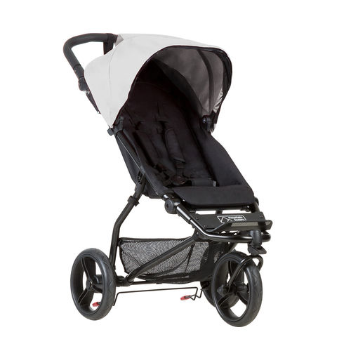 Mountain Buggy Mini V3 - silber