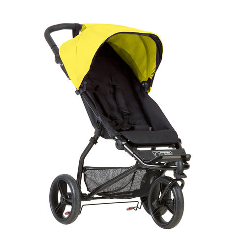 Mountain Buggy Mini V3 - cyber/gelb