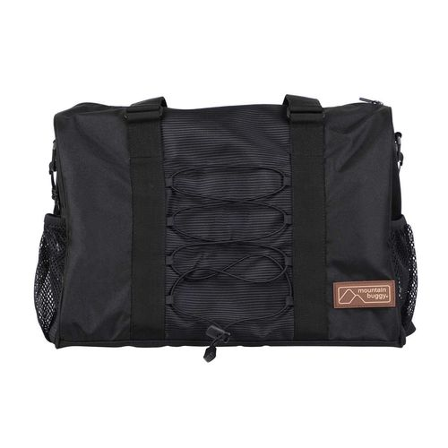 Mountain Buggy Wickeltasche - onyx