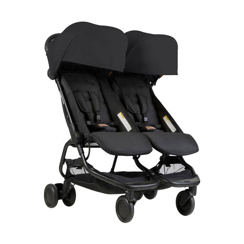 Mountain Buggy Nano Duo V1 - black