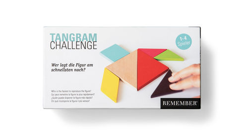 Remember Tangram Challenge