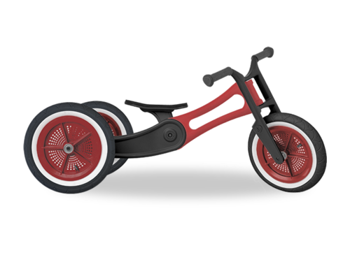Wishbone Bike 3 in 1 RE2 - red