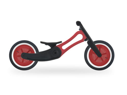 Wishbone Bike 2 in 1 RE2 - red