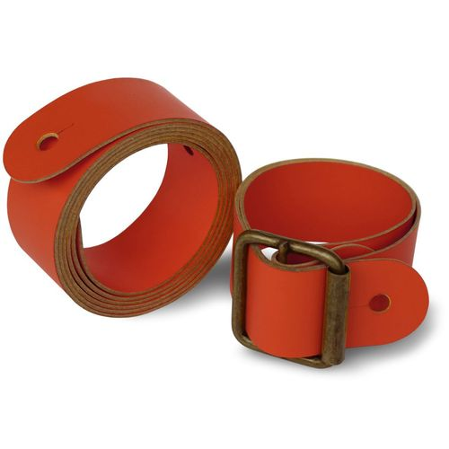 Wishbone Strap Ersatzgurte - red